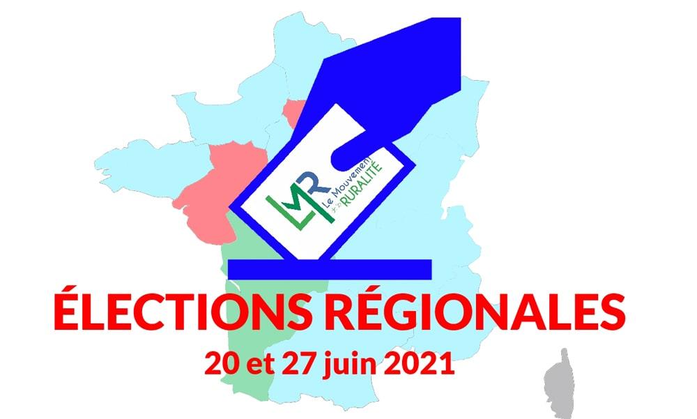 Régionales LMR
