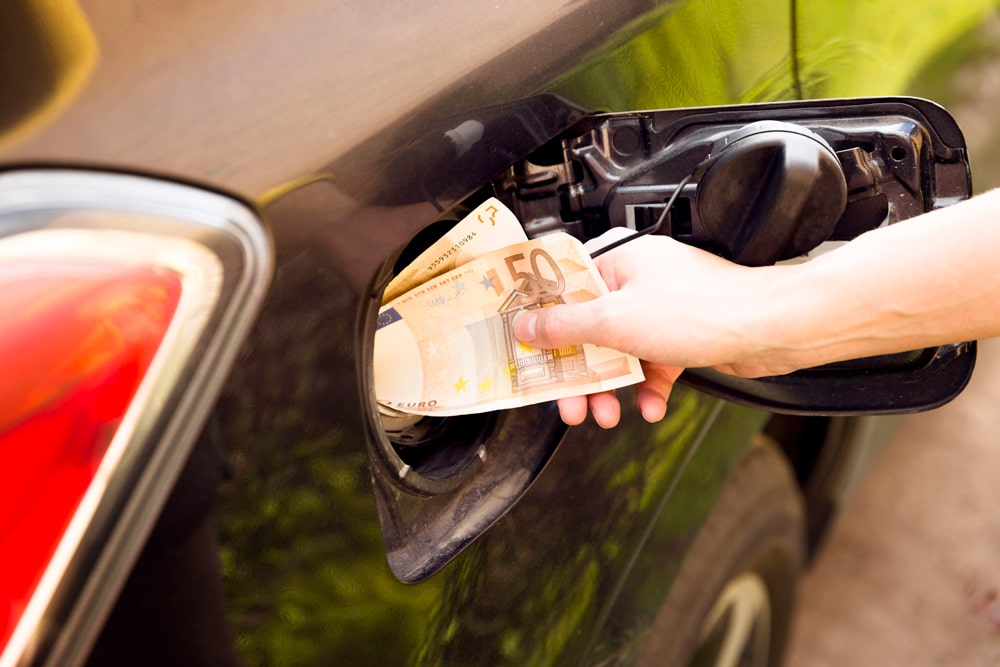 Taxes carburant