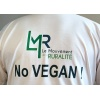 Tshirt no vegan