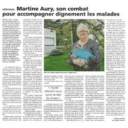 Article Courrier vendéen