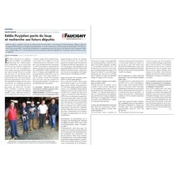 Article Le faucigny